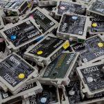 Trier et recycler les consommables de bureau : cartouches d'encre, toners d'imprimantes, néons, ampoules, stylos