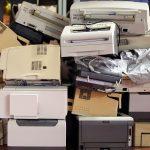 Trier et recycler le matériel électronique en entreprise, à Toulouse : ordinateurs et PC, imprimantes et matériel médical