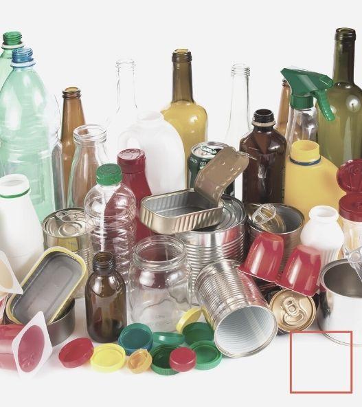 Déchets de consommation courante